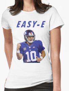 EASY-E Womens Fitted T-Shirt