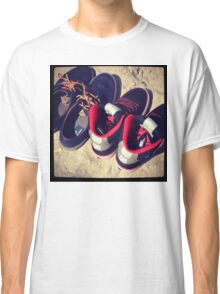 Beach Shoes  Classic T-Shirt