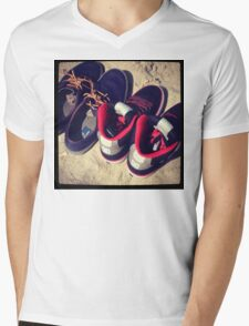 Beach Shoes  T-Shirt