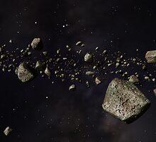 Kuiper Belt by Paul Fleet