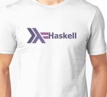 haskell programming language  Unisex T-Shirt