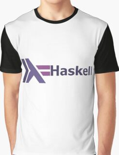 haskell programming language  Graphic T-Shirt