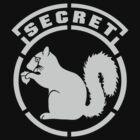 Secret Squirrel by Creesnow