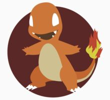 Charmander - Basic by Missajrolls