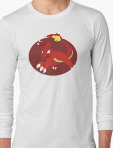Charmeleon - Basic Long Sleeve T-Shirt