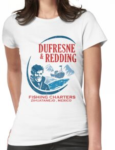 Dufresne & Redding   Womens Fitted T-Shirt