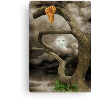 In the Dead of Night Canvas Print