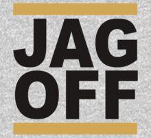 JAGOFF by AngryMongo