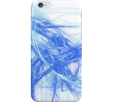 Blue Monday iPhone Case/Skin
