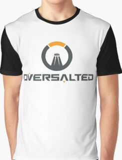 Oversalted Graphic T-Shirt