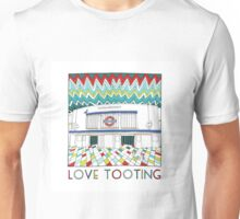Love Tooting (Tooting Broadway Station) Unisex T-Shirt