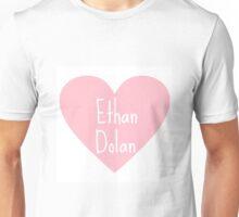 Ethan Dolan heart Unisex T-Shirt