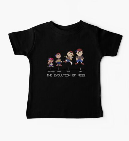Ness - EarthBound Baby Tee