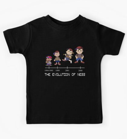 Ness - EarthBound Kids Tee