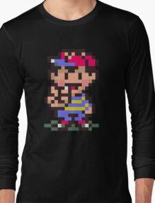 Ness - EarthBound Long Sleeve T-Shirt