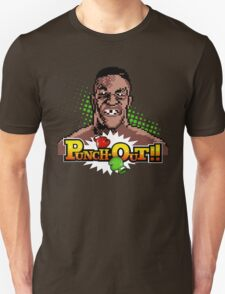 Mike Tyson Punch Out T-Shirt
