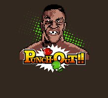 Mike Tyson Punch Out Unisex T-Shirt