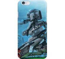 All terrain technical mech iPhone Case/Skin