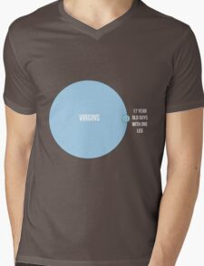 TFIOS: Dear Augustus Mens V-Neck T-Shirt