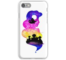 Princess Jasmine Double Exposure! iPhone Case/Skin