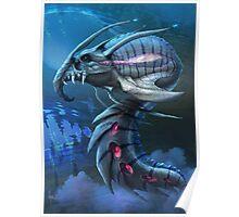 Underwater creature_first version Poster