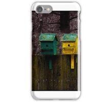 Birdhouse Beachfront iPhone Case/Skin