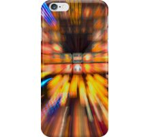 Fruit machine zoom burst gambling iPhone Case/Skin