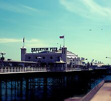 Brighton pier  by thommoore