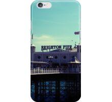 Brighton pier  iPhone Case/Skin