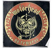 Motorhead (No Remorse) Vintage 2 Poster