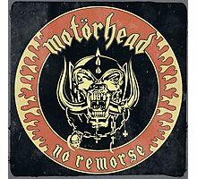 Motorhead (No Remorse) Vintage 2 Photographic Print