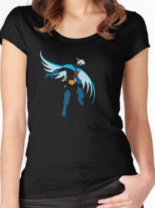 POP: Joe the Condor / Jason Women's Fitted Scoop T-Shirt