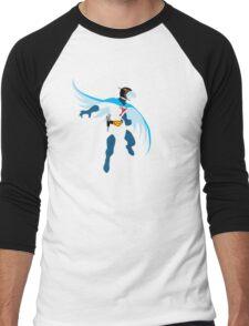 POP: Joe the Condor / Jason Men's Baseball ¾ T-Shirt