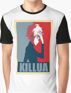 Killua Hunter x Hunter Graphic T-Shirt
