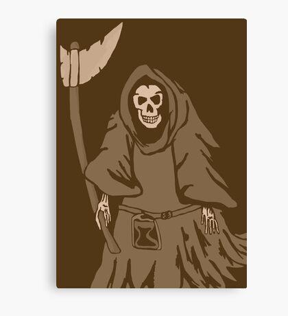 The reaper vintage Canvas Print