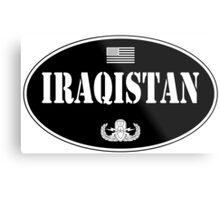 Iraqistan EOD Senior Metal Print