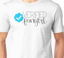 Verified Fangirl Unisex T-Shirt