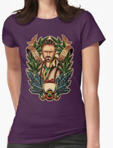Breaking Bad - Jesse Pinkman Tribute Womens Fitted T-Shirt