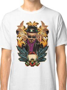 Breaking Bad - Walter White / Heisenberg Tribute Classic T-Shirt