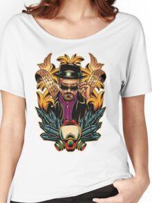 Breaking Bad - Walter White / Heisenberg Tribute Women's Relaxed Fit T-Shirt