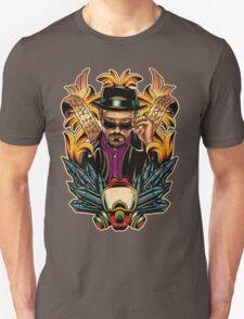 Breaking Bad - Walter White / Heisenberg Tribute Unisex T-Shirt