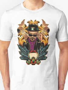 Breaking Bad - Walter White / Heisenberg Tribute T-Shirt
