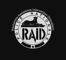 Police Nationale RAID France Special Force Unisex T-Shirt