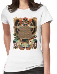 Illuminati Womens Fitted T-Shirt