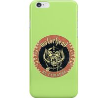 Motorhead (No Remorse) Vintage 2 iPhone Case/Skin