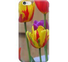 Spring Tulips iPhone Case/Skin