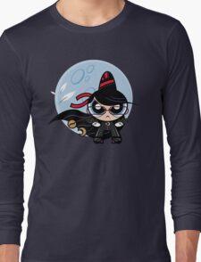 Powerpuff Bayonetta Long Sleeve T-Shirt
