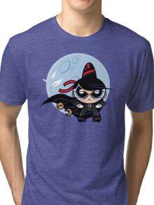 Powerpuff Bayonetta Tri-blend T-Shirt