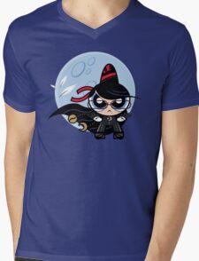 Powerpuff Bayonetta Mens V-Neck T-Shirt