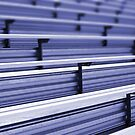 Bleachers by Henrik Lehnerer